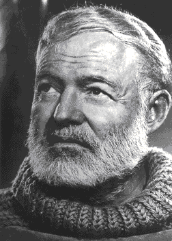 ernest miller hemingway a life full of accomplishments Biography of ernest hemingway what do working at a newspaper, driving an ambulance in world war i, and traveling throughout the world have in common these diverse experiences helped to shape ernest miller hemingway into a great american author, an author who would shape and influence the styles of writers since his time.