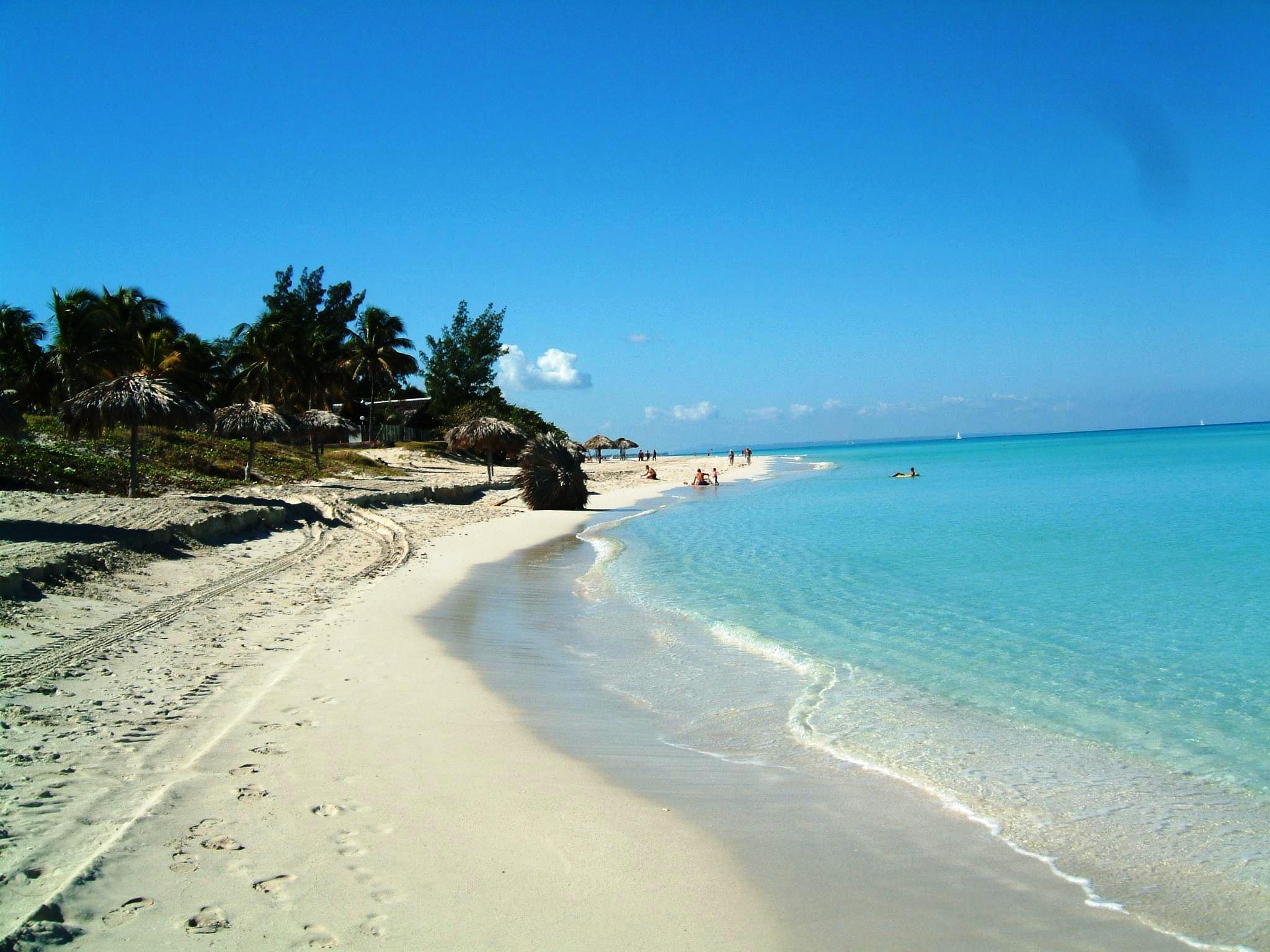 Фотографии кубинских пляжей 21 фотография