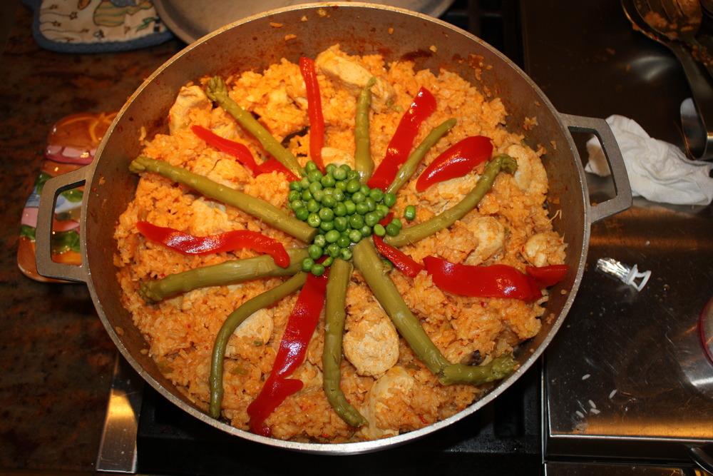 Cuban Arroz Con Pollo Chicken with Rice Recipe | The History, Culture ...