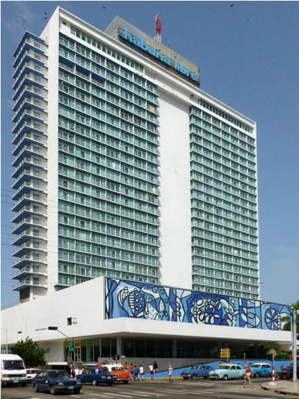 US ARCHITECT visits Cuba (Havana Hilton/ Havana Libre ...