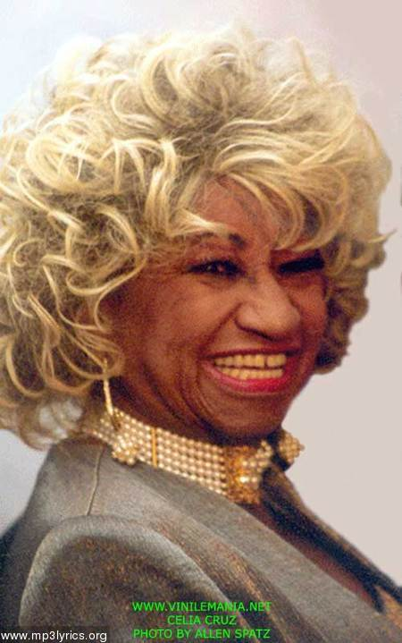 Celia Cruz Characteristics Celia Cruz Era Una
