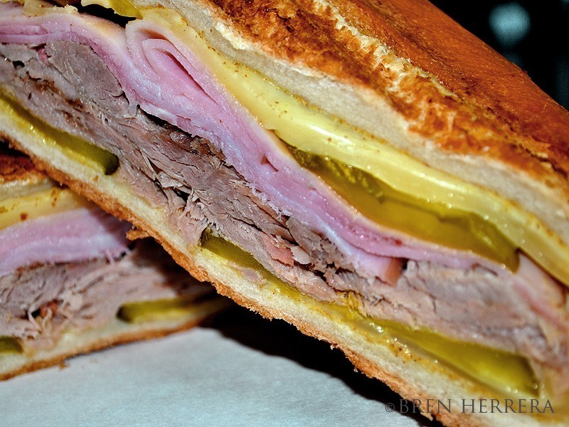 ... Cuban Sandwich. Recipe. ** COMO HACER un auténtico sandwich cubano