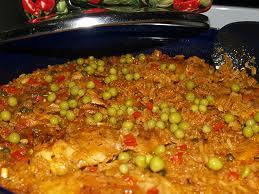 Cuban cuisine rice and chicken cuban way photos for Azafran cuban cuisine