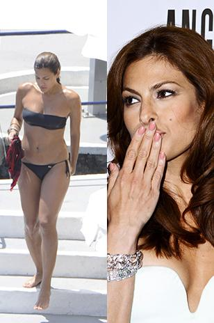 eva mendes daughters