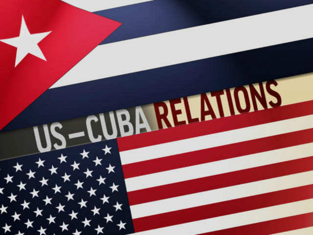 the relationship between usa and cuba As the clock ticked past midnight two years ago, the united states and cuba  officially reestablished diplomatic relations and later in the day that.