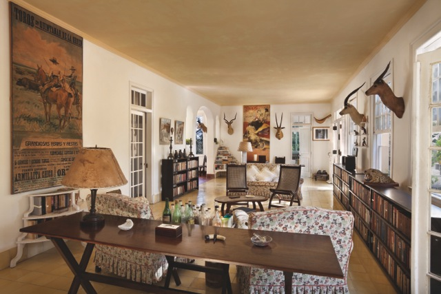 7 ernest hemingways finca vigia the history culture Ernest hemingway inspired decor